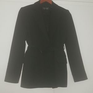 Laundry by Segal belted blazer